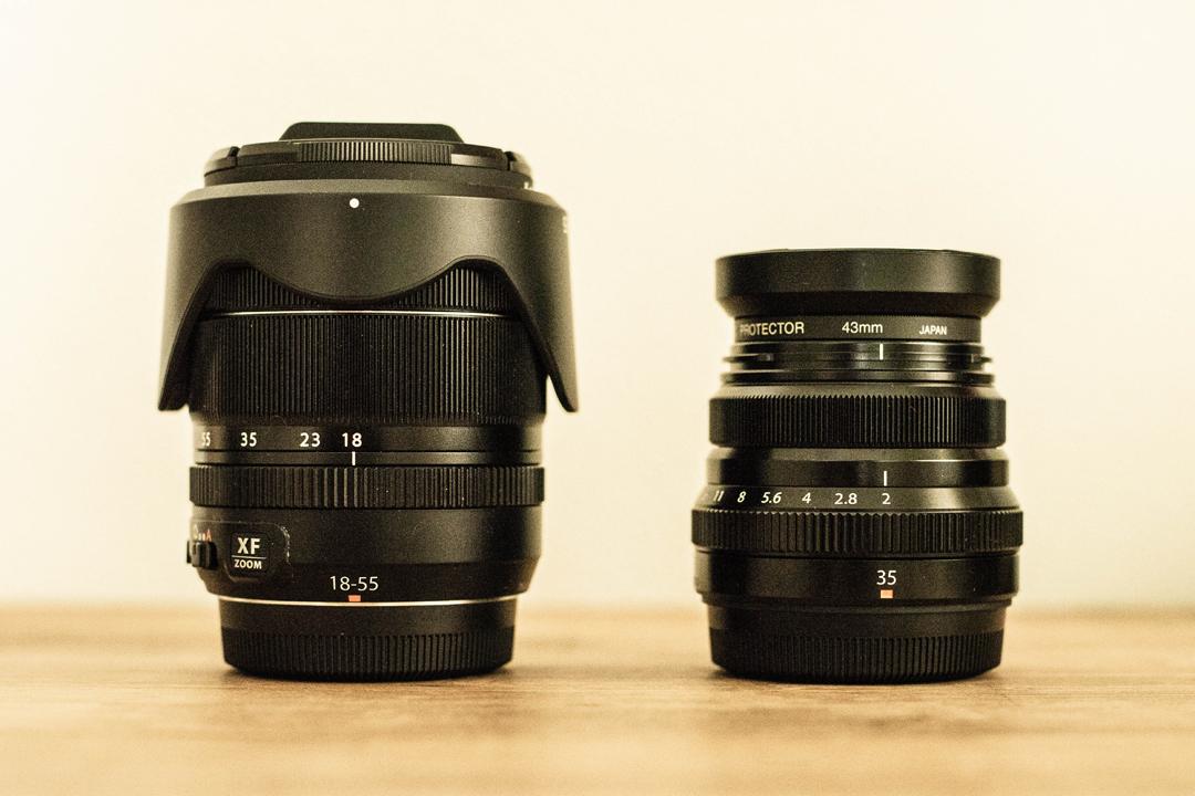 x-pro2 レンズ画像
