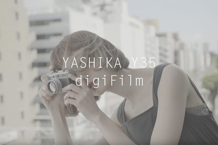 YASHICA Y35 Camera サムネ
