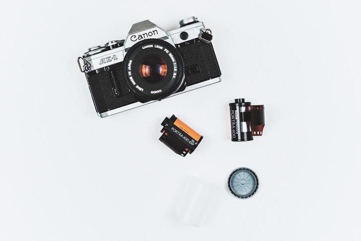 35mmフィルムカメラ
