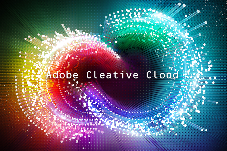 adobe cleative cloud 画像