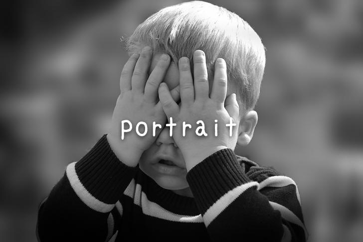 ポートレート 画像