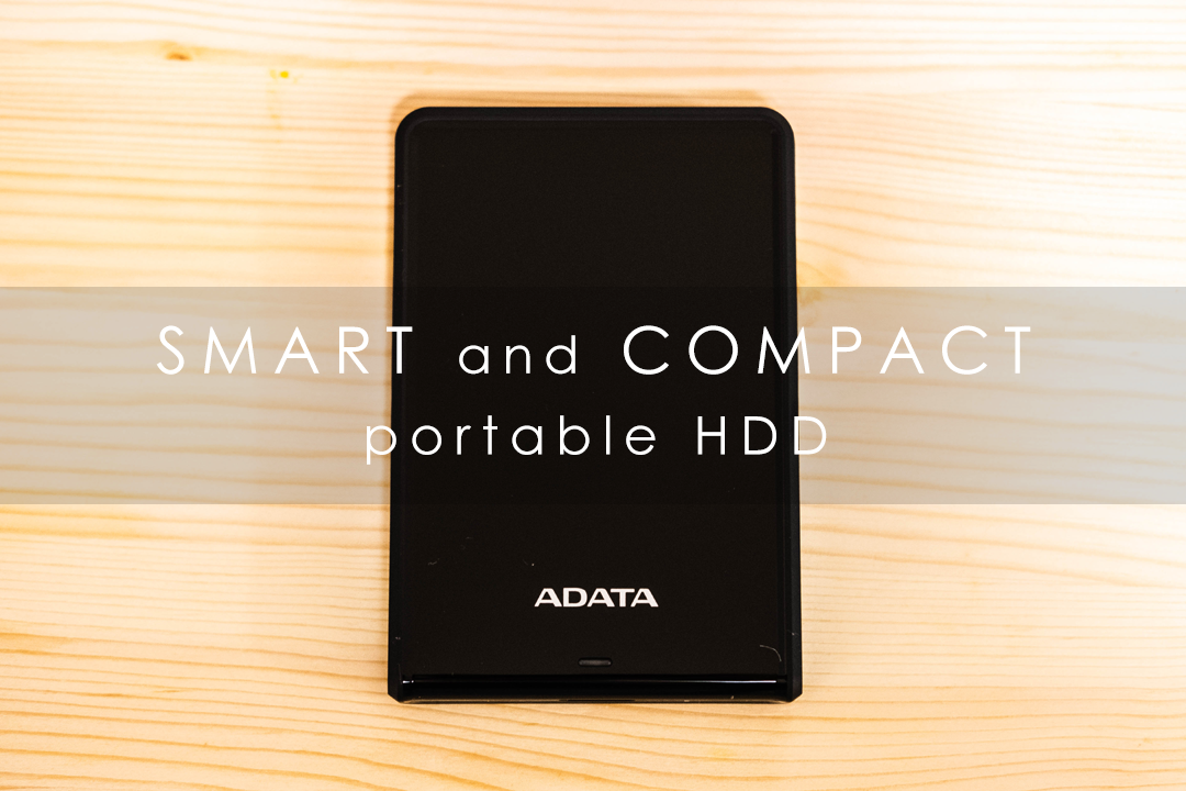 ADATA HDD HV620S サムネ