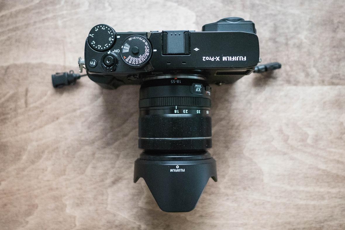 X-Pro2 画像