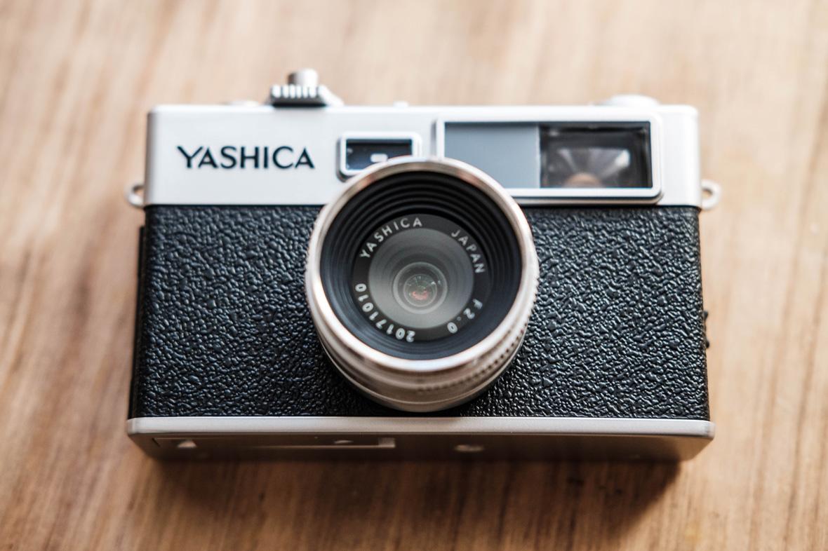 digifilm y35 レンズ画像