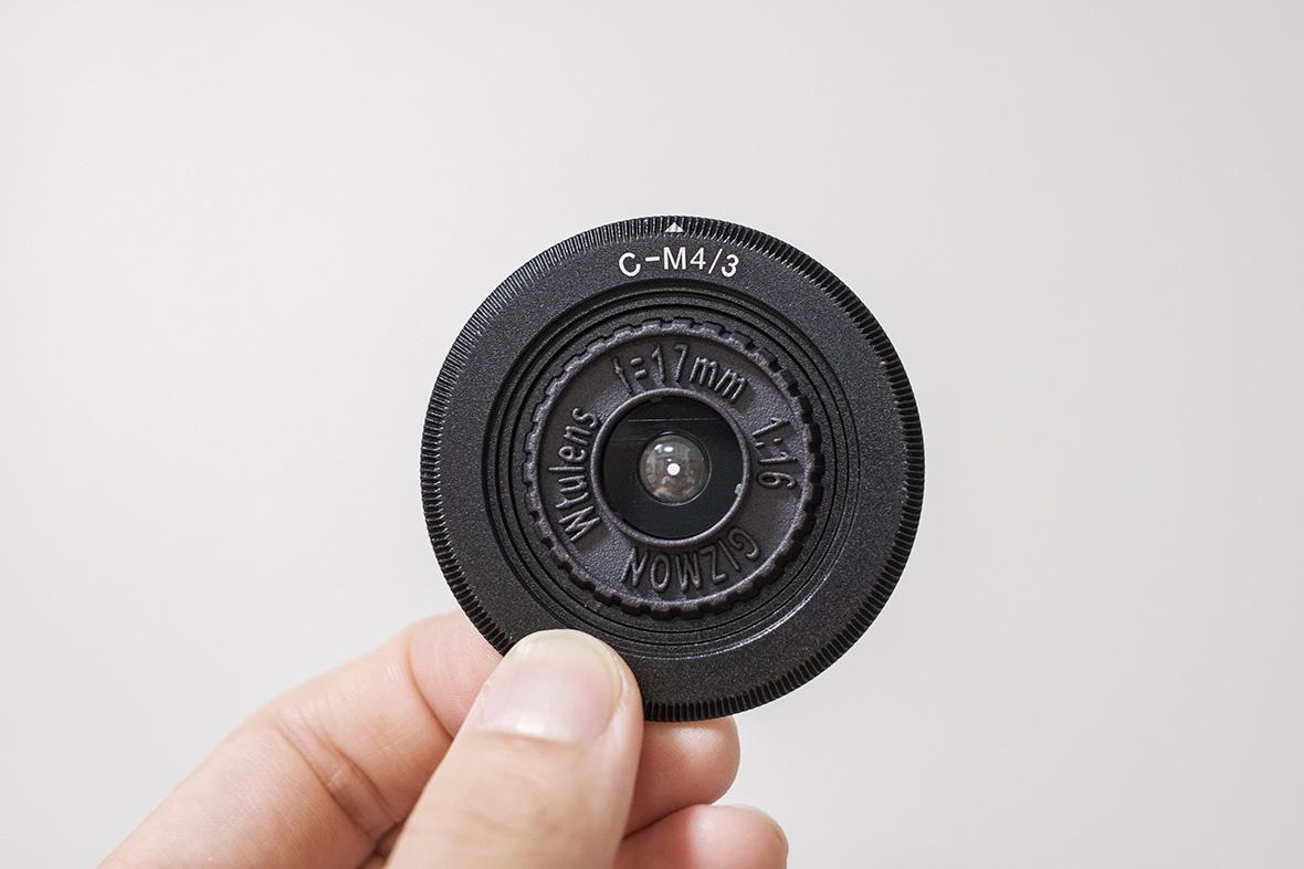 GIZMON Utulensのレンズ画像01