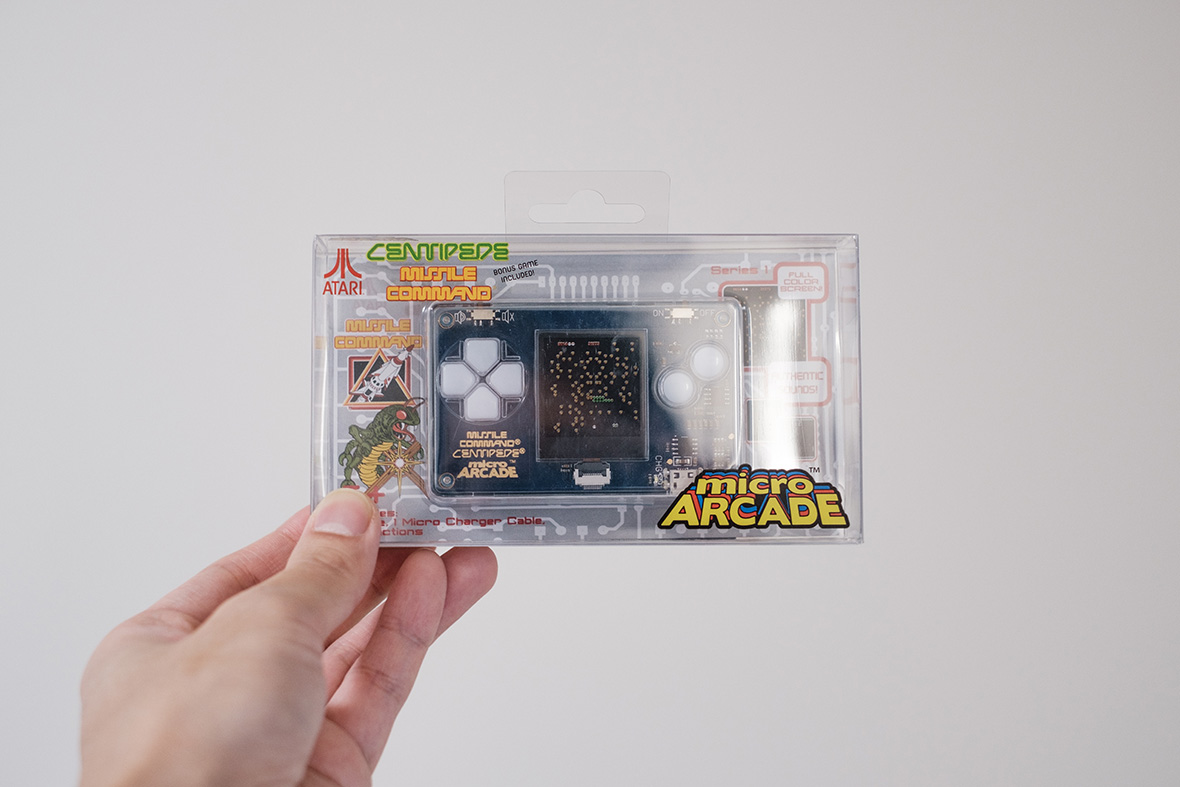 SUPER IMPULSE / micro ARCADE